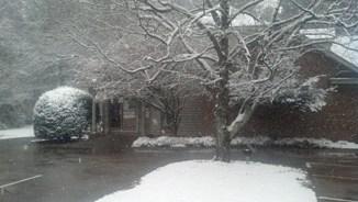 Clinic in Winter